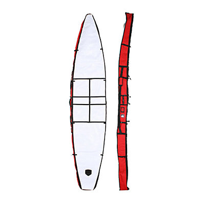 Riviera Paddlesurf Raceboard 12ft 6in Bag, Black-Army, viewer