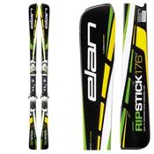 Elan Ripstick Fusion Skis with ELX 12.0 Bindings, , medium