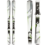 Elan Amphibio 14 Fusion Skis with ELX 12.0 Bindings, , medium