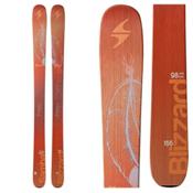Blizzard Samba Womens Skis 2016, , medium