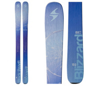 Blizzard Black Pearl Womens Skis 2016, , medium
