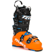 Tecnica Mach 1 130 LV Ski Boots 2017, Orange-Black, medium