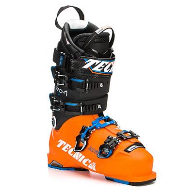 Tecnica Mach 1 130 LV Ski Boots 2017, Orange-Black, viewer