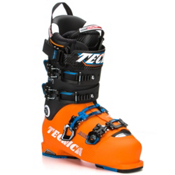 Tecnica Mach 1 130 MV Ski Boots 2017, Orange-Black, medium