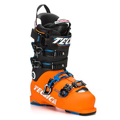Tecnica Mach 1 130 MV Ski Boots 2017, Orange-Black, viewer