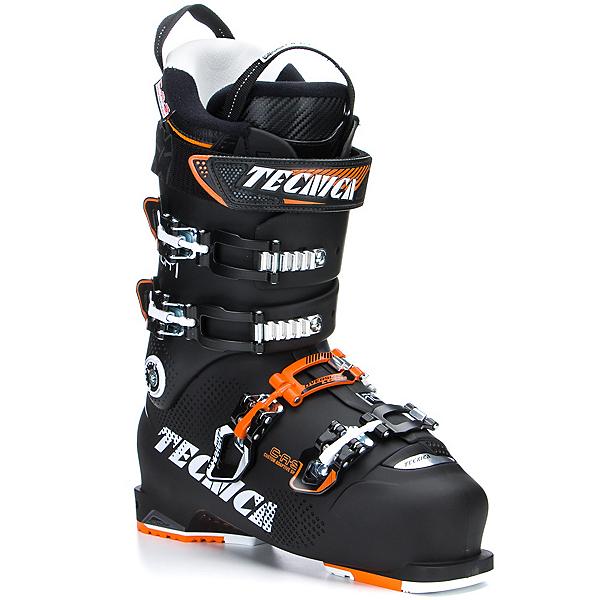 Tecnica Mach 1 100 MV Ski Boots 2017, Black, 600
