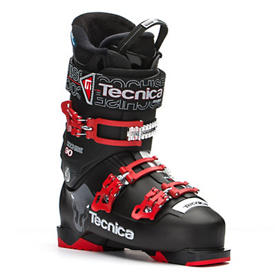 Tecnica Cochise 90 Ski Boots, Black, viewer