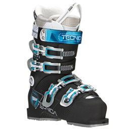 Tecnica Mach 1 85 W MV Womens Ski Boots 2017, Black, 256