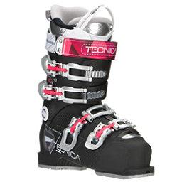 Tecnica Mach 1 75W MV Womens Ski Boots 2017, Black, 256