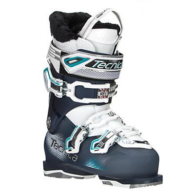 Tecnica Ten.2 95 W Womens Ski Boots, Blue, viewer