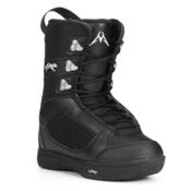 Lamar Squirt Kids Snowboard Boots, Black, medium