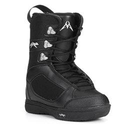 Lamar Squirt Kids Snowboard Boots, Black, 256