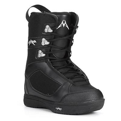 Lamar Squirt Kids Snowboard Boots, Black, viewer