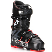 Lange RX 100 Ski Boots 2017, Black-Red, medium