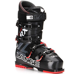 Lange RX 100 Ski Boots 2017, Black-Red, 256