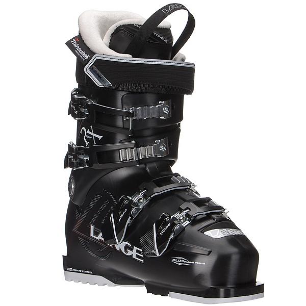 Lange RX 80W LV Womens Ski Boots, Black, 600