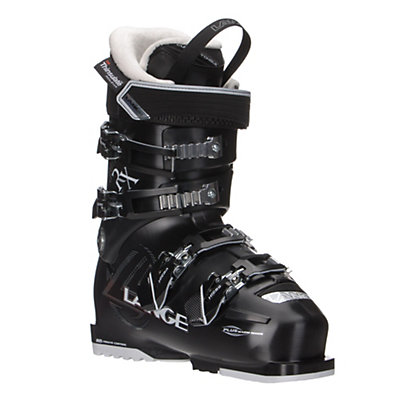 Lange RX 80W LV Womens Ski Boots 2017, Black, viewer