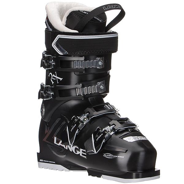 Lange RX 80 Womens Ski Boots 2017, Black, 600
