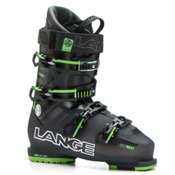 Lange SX 120 Ski Boots 2017, Black-Green, medium
