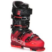 Lange SX 100 Ski Boots, Red-Black, medium