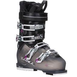 Lange SX 80 W Womens Ski Boots, Anthracite-Magenta, 256