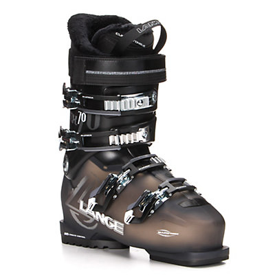 Lange SX 70 W Womens Ski Boots, Black, viewer