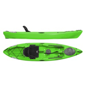 Wilderness Systems Ride 115 Fishing Kayak 2016, Lime, medium