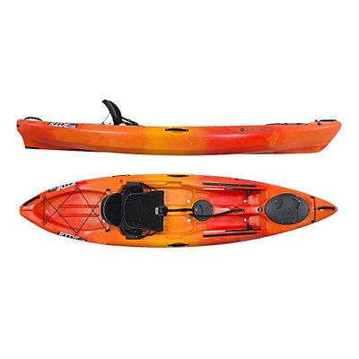 Wilderness systems ride 115 fishing kayak 2016 for Wilderness fishing kayak