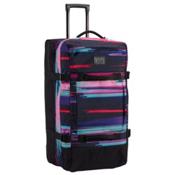 Burton Exodus Roller Bag 2017, Glitch Print, medium