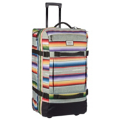 Burton Exodus Roller Bag 2018, Bright Sinola Stripe, medium
