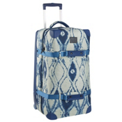 Burton Wheelie Double Deck Bag 2016, Indigo Batik, medium