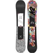 K2 Subculture Snowboard 2016, 156cm, medium
