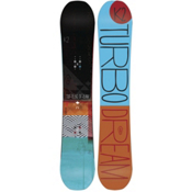 K2 Turbo Dream Snowboard 2016, 159cm, medium