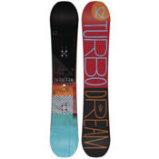 K2 Turbo Dream Snowboard 2016, 162cm, medium