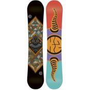 K2 Fastplant Snowboard 2016, 154cm, medium