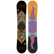 K2 Fastplant Wide Snowboard, 156cm Wide, medium