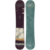 K2 WowPow Womens Snowboard 2016, 149cm, medium
