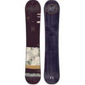 K2 WowPow Womens Snowboard, 151cm, medium