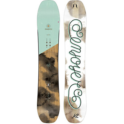 K2 Wild Heart Womens Snowboard, , viewer