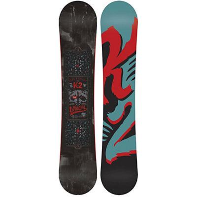 K2 Vandal Boys Snowboard, 132cm, viewer