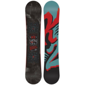 K2 Vandal Wide Boys Snowboard 2016, 148cm Wide, medium