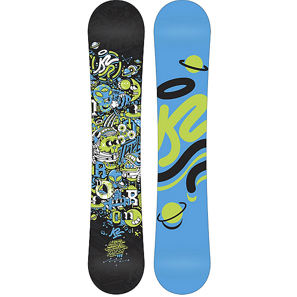 K2 Mini Turbo Boys Snowboard, 110cm, 600