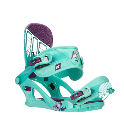 K2 Kat Girls Snowboard Bindings, , viewer