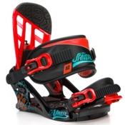 K2 Vandal Kids Snowboard Bindings 2016, , medium