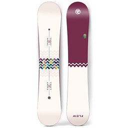 Flow Jewel Womens Snowboard, , 256