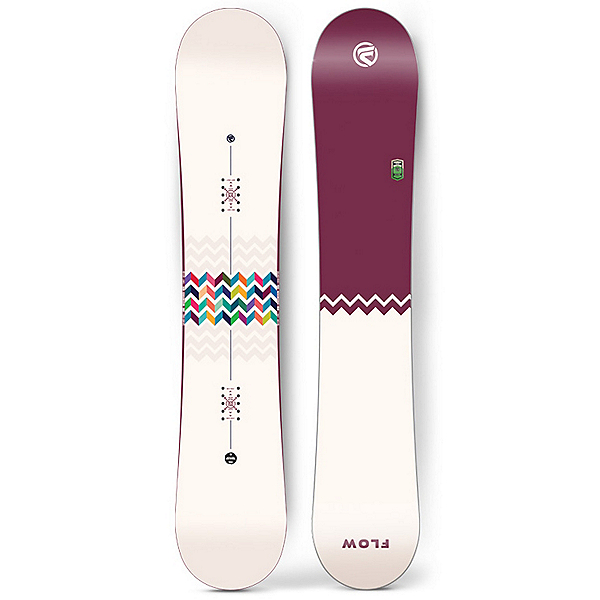 Flow Jewel Womens Snowboard, , 600