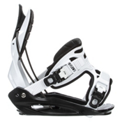 Flow Micron Kids Snowboard Bindings, Stormtrooper, medium