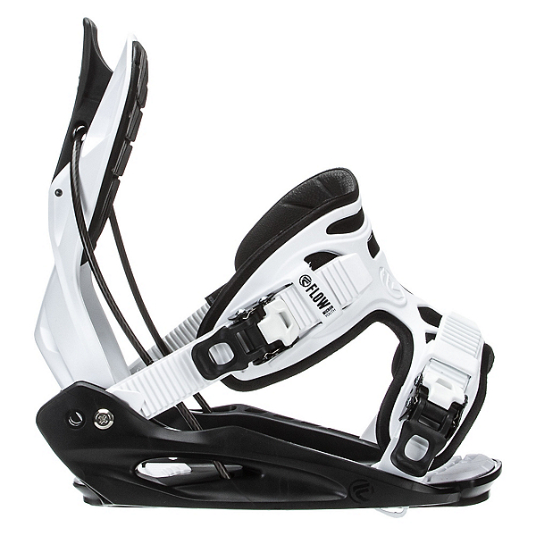 Flow Micron Kids Snowboard Bindings, , 600
