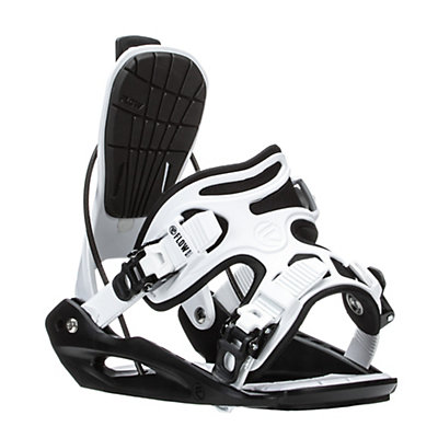 Flow Micron Kids Snowboard Bindings, , viewer