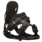 Flow Alpha Snowboard Bindings, Black, medium